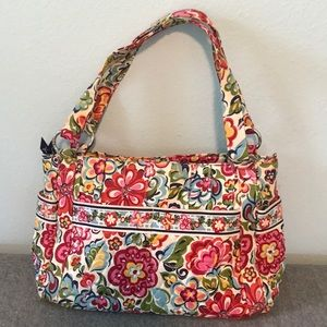 Vera Bradley Hope Garden Stephanie Bag